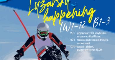 Český pohár ve sjezdovém lyžování – odloženo!