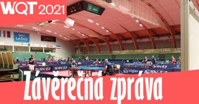 Kvalifikační turnaj na Paralympijské hry do Tokia 2020 v Para stolním tenisu
