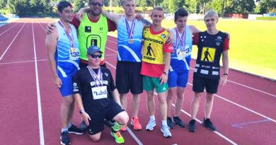 Atletické úspěchy Blind Athletic Clubu Královské Vinohrady