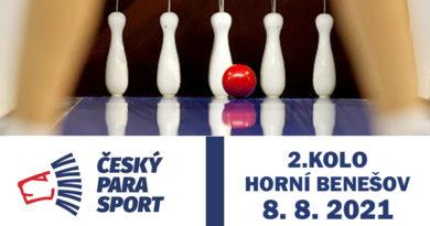 Český PARA sport | Kuželky | Horní Benešov