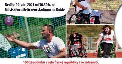 Pardubice bez Bariér Open již tento víkend !