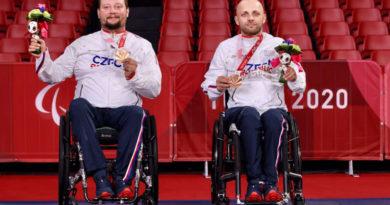 Jiří Suchánek a Petr Svatoš vybojovali bronz!