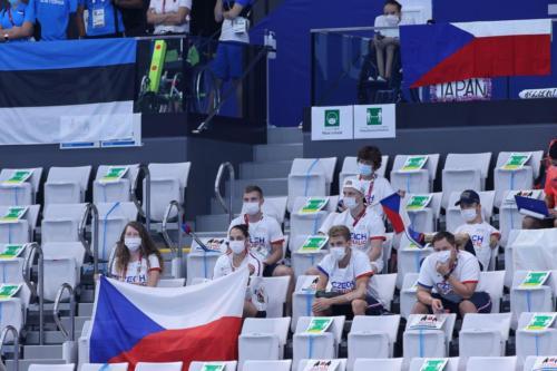 LPH Tokyo 2020, Czech Fans