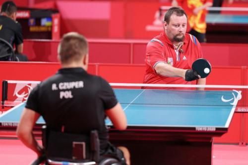 LPH Tokyo 2020, Quarterfinal Jiří Suchánek proti Czuper Rafal (POL)