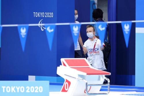 LPH Tokyo 2020, rozplavba 50m VZ S4