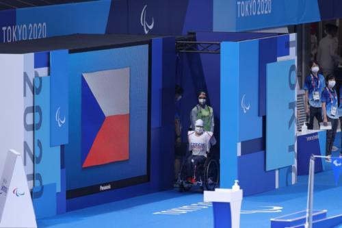 LPH Tokyo 2020, finále na 200 m polohovka SM8
